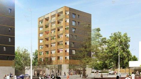 Appartements neufs Floréal 2 investissement loi Pinel à Saint-Nazaire