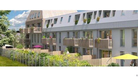 appartement neuf à Bouguenais