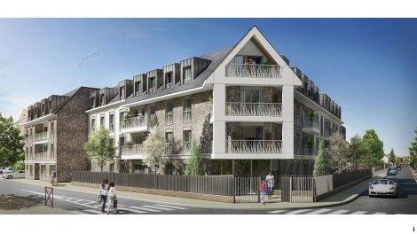Appartement neuf Le Victoria à Beauchamp