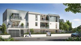 Appartements neufs Le Hameau du Fort éco-habitat à Chennevieres-sur-Marne