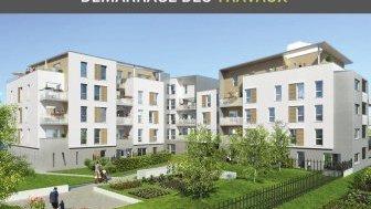 Appartements neufs Floréa éco-habitat à Melun