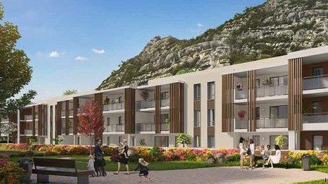 Appartement neuf Voreppe C1 investissement loi Pinel à Voreppe