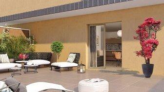 Appartements neufs Aix-en-Provence C1 éco-habitat à Aix-en-Provence