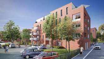 Appartements neufs Villa Renaissance investissement loi Pinel à Ronchin