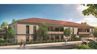 Appartements neufs Le Clos de l'Hermitage éco-habitat à Toulouse