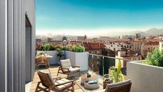 Appartements neufs Clermont-Ferrand C1 éco-habitat à Clermont-Ferrand