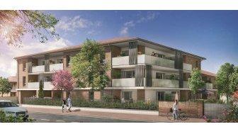 Appartements neufs La Clos des Lilas investissement loi Pinel à Saint-Alban