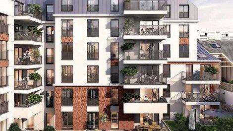appartement neuf à Garches