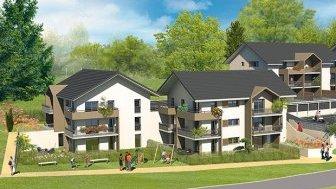 Appartements neufs La Balme-de-Sillingy C1 investissement loi Pinel à La Balme-de-Sillingy