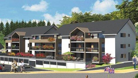 immobilier ecologique à La Balme-de-Sillingy