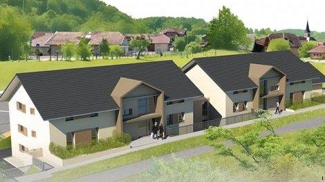 immobilier basse consommation à La Balme-de-Sillingy