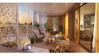 Appartements neufs Westwood éco-habitat à Chantepie