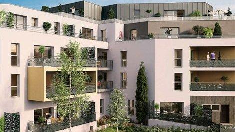 Appartements neufs Angers C3 éco-habitat à Angers