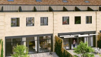 Appartements neufs Bordeaux C2 éco-habitat à Bordeaux