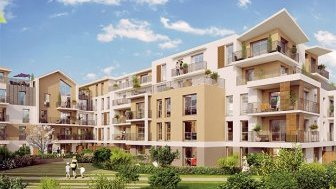 Appartements neufs Vaires-sur-Marne C1 investissement loi Pinel à Vaires-sur-Marne