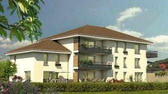Appartements neufs Goncelin C1 éco-habitat à Goncelin