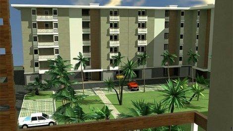 Appartement neuf Cayenne C3 investissement loi Pinel à Cayenne