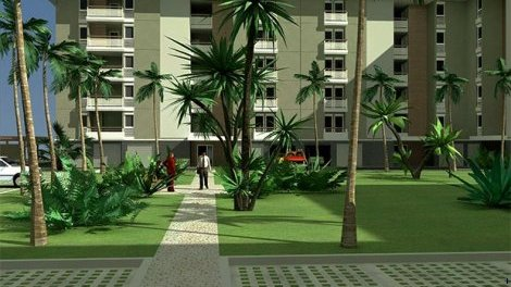 appartement neuf à Cayenne