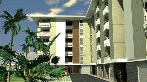 logement neuf à Cayenne