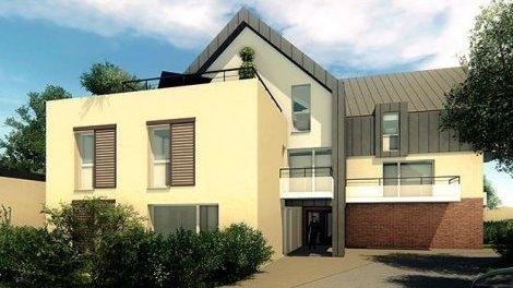 Appartement neuf Orléans C2 investissement loi Pinel à Orléans