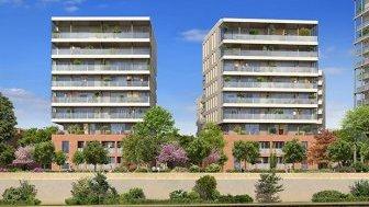 Appartements neufs Toulouse C1 éco-habitat à Toulouse