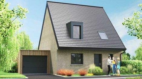 Appartements neufs Le Clos du Manoir investissement loi Pinel à Frelinghien