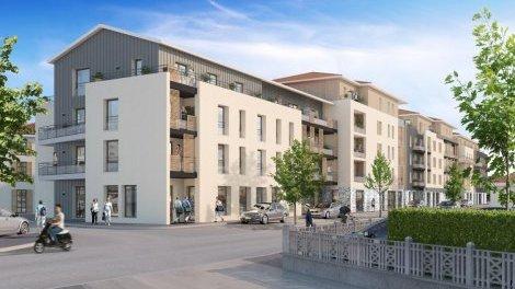 Appartement neuf Le Clos des Poètes éco-habitat à Condrieu