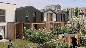 Appartements et maisons neuves Angers C1 éco-habitat à Angers
