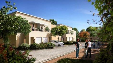 Villas neuves Parc Crillon éco-habitat à Le Pontet