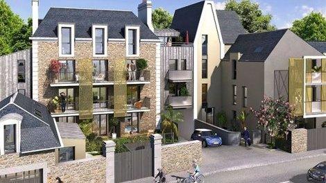Appartement neuf Saint-Malo C1 investissement loi Pinel à Saint-Malo