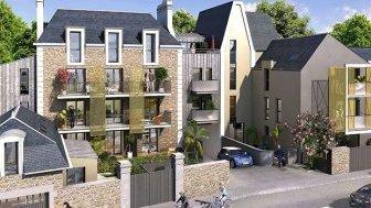 Appartements neufs Saint-Malo C1 éco-habitat à Saint-Malo