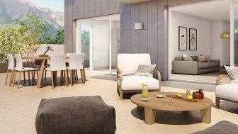 Appartements neufs Grenoble C1 à Grenoble