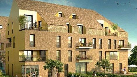 Appartement neuf Versailles C1 investissement loi Pinel à Versailles