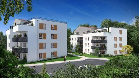 Appartements neufs Îlot Bouvard à Ceyzeriat