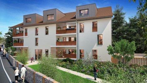 Appartement neuf L'Île Verte à Yenne