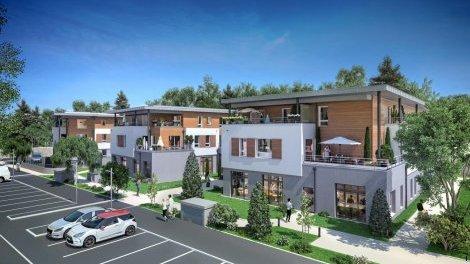 Appartements neufs La Résidence de la Rouette à Divonne-les-Bains