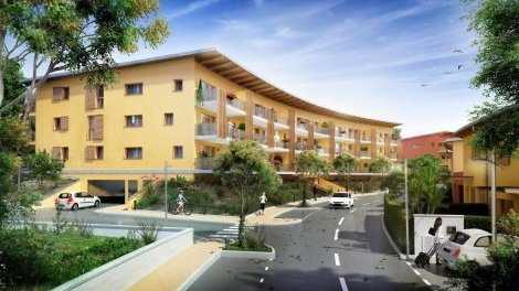 Appartements neufs Primavera à Montrevel-en-Bresse