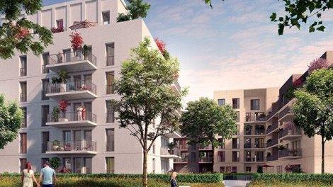 Appartement neuf Massy C1 investissement loi Pinel à Massy