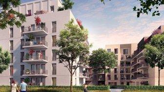 Appartements neufs Massy C1 éco-habitat à Massy