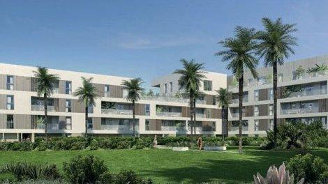 Appartement neuf Saint-Laurent-du-Var C1 investissement loi Pinel à Saint-Laurent-du-Var