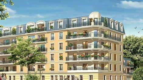 Appartement neuf Franconville C1 investissement loi Pinel à Franconville