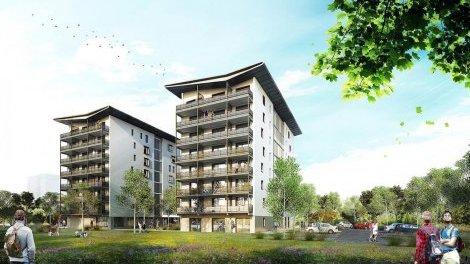 Appartements neufs Résidence Soho investissement loi Pinel à Toulouse