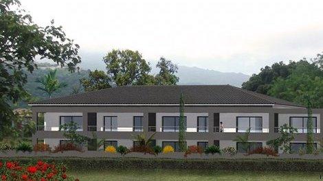 Appartements neufs Borgo C1 investissement loi Pinel à Borgo