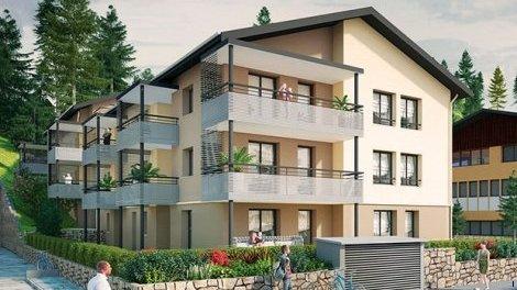 Appartement neuf Bonne C1 investissement loi Pinel à Bonne