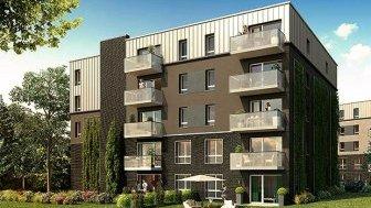 Appartements neufs Croix C1 éco-habitat à Croix
