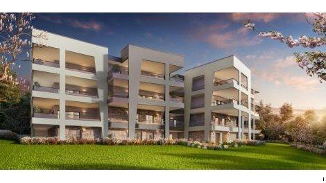 Appartement neuf Stallion investissement loi Pinel à Divonne-les-Bains