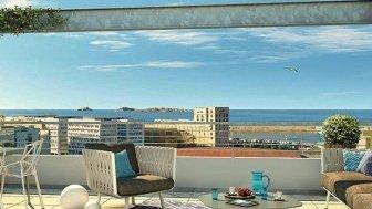 Appartements neufs Marseille 3ème C1 éco-habitat à Marseille 3ème