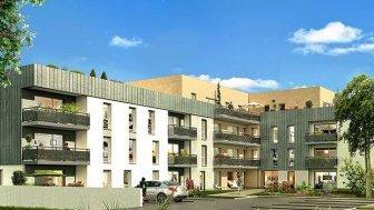 Appartements neufs Angers C2 éco-habitat à Angers