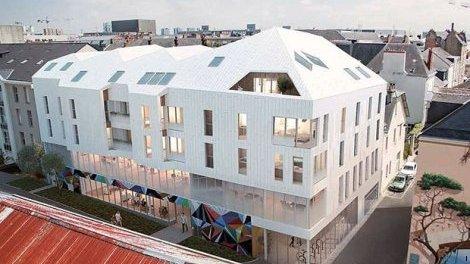 Appartement neuf Nantes C3 à Nantes