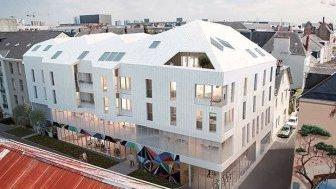 Appartements neufs Nantes C5 éco-habitat à Nantes